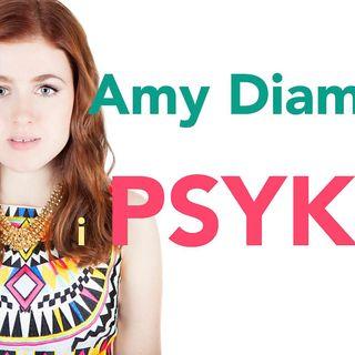 Amy Diamond om att leva med ångest och att vara en känslomänniska