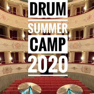 DRUM SUMMER CAMP 2020 - con Dario Esposito - 17 luglio 2020