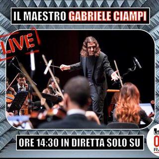 Il Maestro Gabriele Ciampi - Dreams Awake - Tra Michelle Obama e Papa Francesco.... la musica e' la mia vita e il mio sogno...