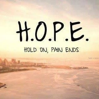Episode 1 - HOPE For YOU -Carolyn Benjamin's show