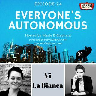 Episode 24: Vi La Bianca, Talk Heathen