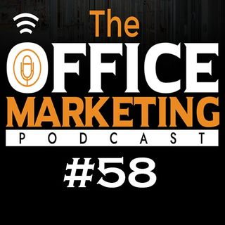The Office Marketing Podcast #58 - Katie Taylor, the absolute Business Developer and Furniture Expert!