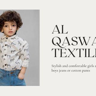 """""""Al – Qaswa Textiles"""""""