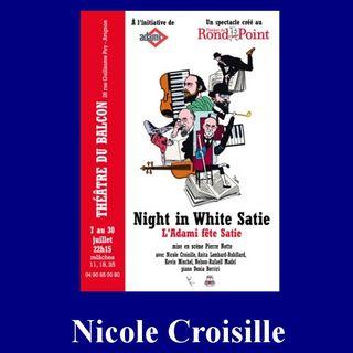 Nicole Croisille - Entretien Off 2017