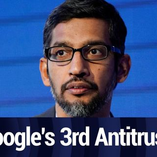Google's Third Antitrust Suit | TWiT Bits