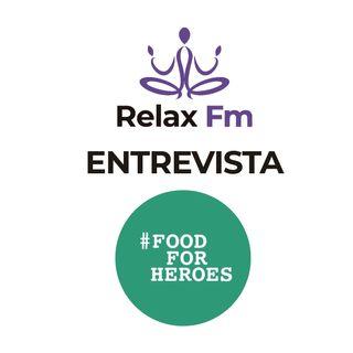 Entrevista a Manuela Prado (Food 4 heroes)