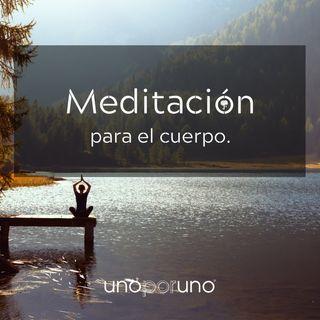 Meditación diaria - El cuerpo
