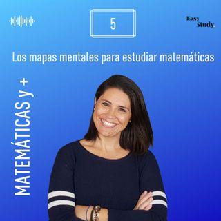 #5 Los mapas mentales como herramienta para estudiar matemáticas