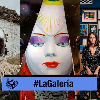 Creadoras: mujeres en el arte (LA GALERÍA - CARNE CRUDA #831)