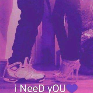 I need you. . .❤️