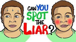 How To Spot A Liar #TBT
