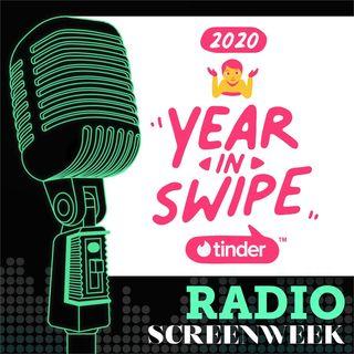 Il 2020 riassunto da Tinder