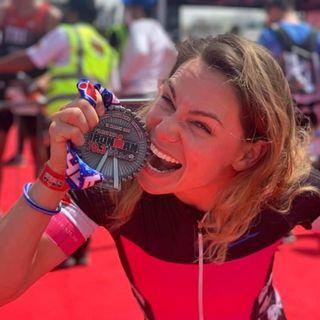 #44 - Ania Lechowicz  - mistrzyni Europy Ironman