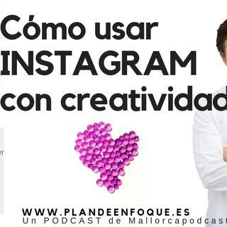Cómo usar instagram con creatividad , con @sisoyhelen