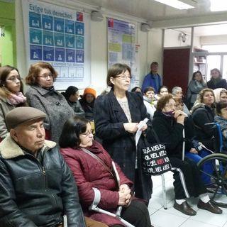 Entre las enfermedades invernales y la movilización docente: Apuntes desde el Cerro