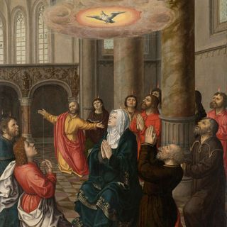 Day 8 - Novena to the Holy Spirit - The Gift of Wisdom