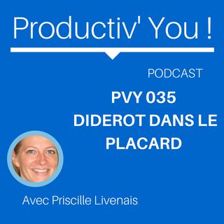 PVY EP035 DIDEROT DANS LE PLACARD
