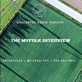 The MyFolk Interview.