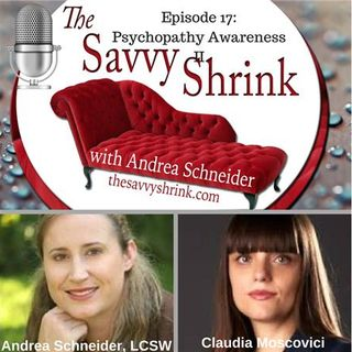 Psychopathy Awareness II with Claudia Moscovici