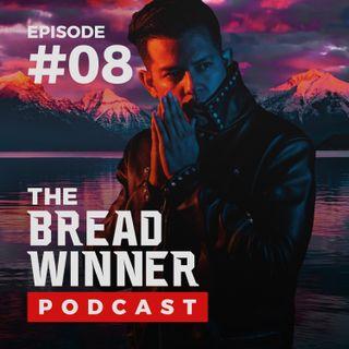 Jeff Castillo || Episode #8 ||The BreadWinner Podcast
