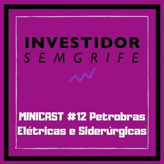 MINICAST #12 Petrobras, Elétricas e Siderúrgicas