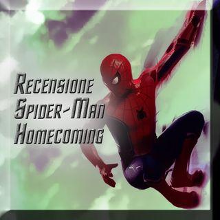 Recensione senza spoiler Spider-Man Homecoming