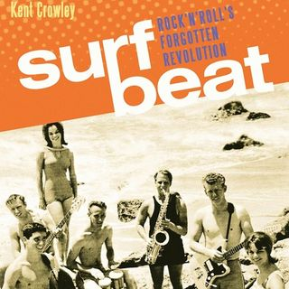 113 - Kent Crowley - Surf Beat Book