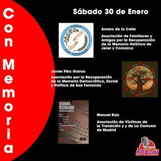 CON MEMORIA - Programa #18 - San Fernando - Jerez y Semana Negra de Enero 1977