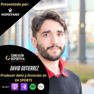 Episodio 23: David Gutierrez