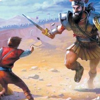 David y el Enano