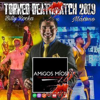 """Amigos Míos - EP 70: """"Torneo Deathmatch"""""""