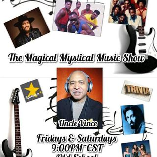 The Magical Mystical Music Show