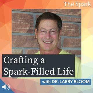 The Spark 001: Crafting a Spark-Filled Life with Dr. Larry Bloom