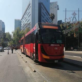 Metro y Metrobús con horario especial para fin de año