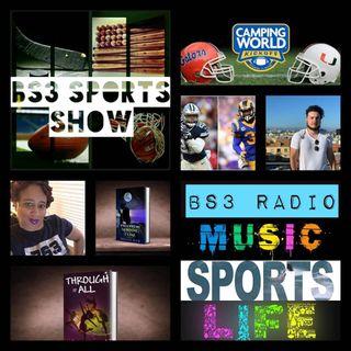 #CollegeFootballisback & More Show