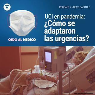 Capítulo 11 - UCI en pandemia: ¿cómo se adaptaron las urgencias?