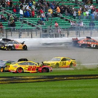NASCAR Show: Alex Gray and Steve Risley talk about heading into the round of 8 after Kansas and what to expect