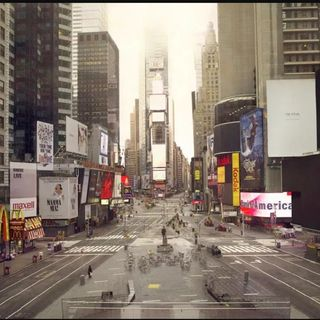 New York. La città chiusa