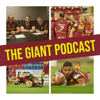The Giant Podcast #3 - Eorl Crabtree, Cameron Deacon and Andy Kelly