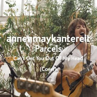can't get you out of my head cover  -annenmaykantereitxparcels