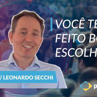 #78 - Políticas públicas com Leonardo Secchi: tomada de decisão racional