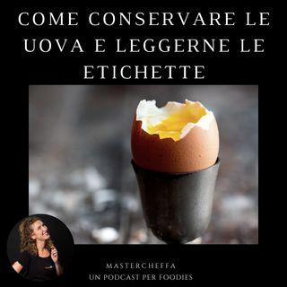 Consigli in cucina: come conservare le uova