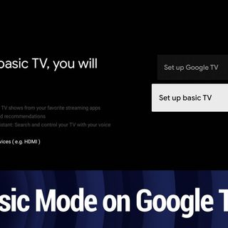 Google TV Sets Will Have a Dumb TV Mode | TWiT Bits