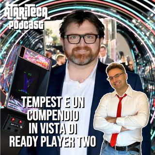 TEMPEST : Dave Theurer e un compendio in vista di Ready Player Two