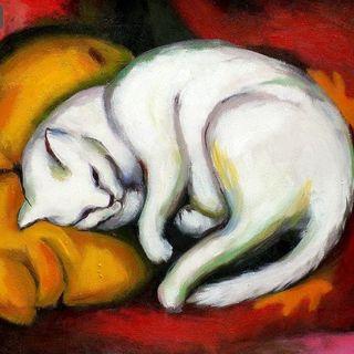 Il gatto è una figura mitologica