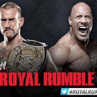 WWE Rivalries: CM Punk vs The Rock
