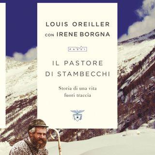 """Irene Borgna """"Il pastore di stambecchi"""" con Louis Oreiller"""
