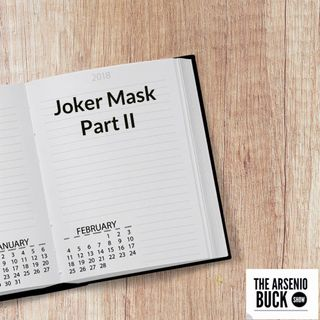 Joker Mask: Part II - Story of Mrs. Moon