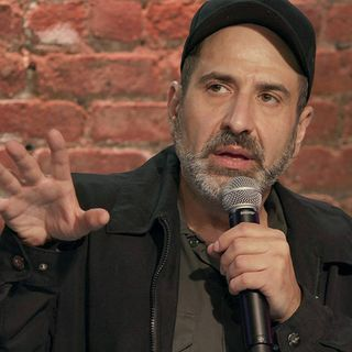 Comedian Dave Attell Interview
