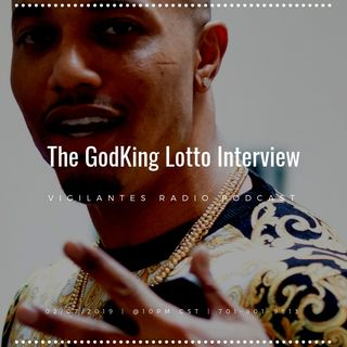 The GodKing Lotto Interview.